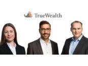 CFO von Additiv und Manager von Crowdhouse Wechseln zum Robo Advisor True Wealth