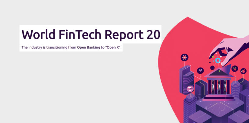 "World Fintech Report 2019: Financial Industry To Enter New Phase of Innovation – ""Open X"""