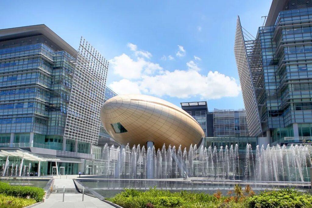 hkstp park smart city