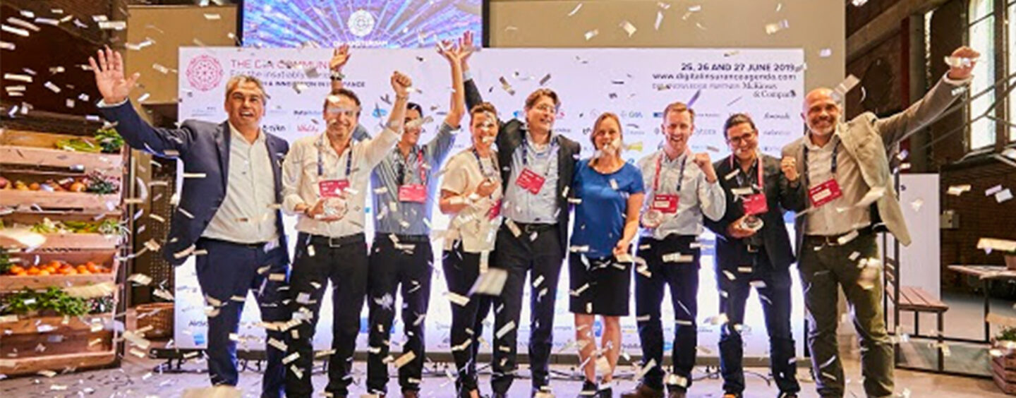 A New Swiss Smart Home Insurtech Startup Awarded at Major European Insurtech Conference