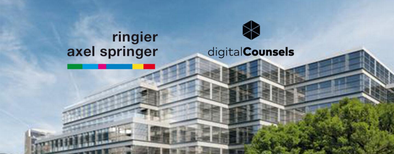 Ringier Axel Springer Schweiz Beteiligt sich an Digitaler Rechtsberatung