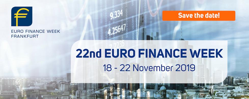 22nd Euro Finance Week Germany