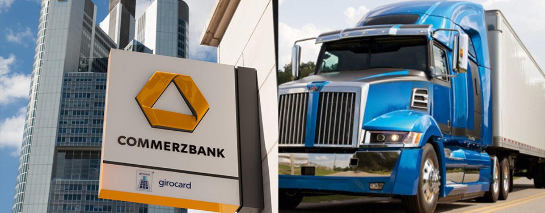 Commerzbank und Daimler Testen Maschinen Blockchain Zahlungslösung