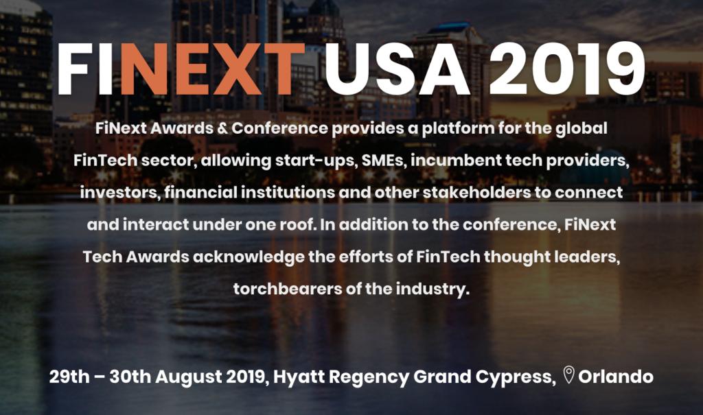 26 Upcoming Fintech Events in USA in 2019   Fintech Schweiz Digital