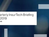 Insurtech Companies Raised US$1.41B in 2019