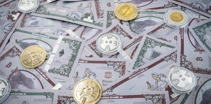 Bitcoin Suisse Launches New Crypto Versions of Banknotes