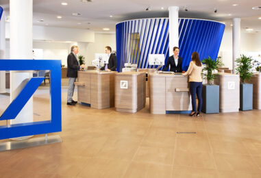 Deutsche Bank Acquires 5% in Fintech Deposit Solutions