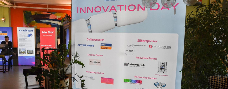 Erster Swiss Real Estate Innovation Day am Schweizer Digitaltag