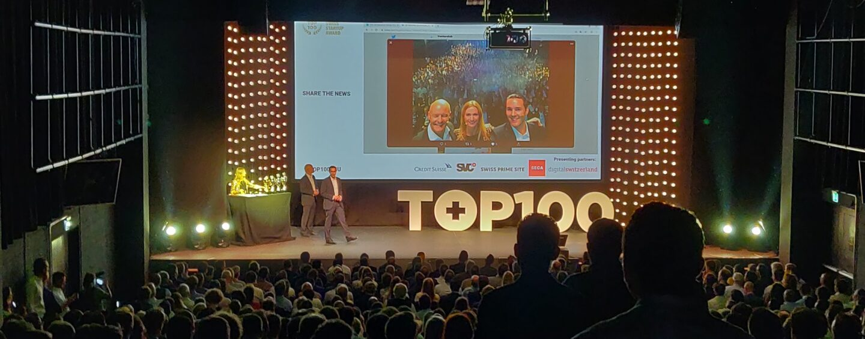 14 Fintechs Amongst 2019's Top 100 Swiss Startups