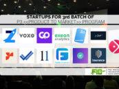 Meet the new 13 Fintech Startups of the F10 Accelerator Program 2019 in Zurich