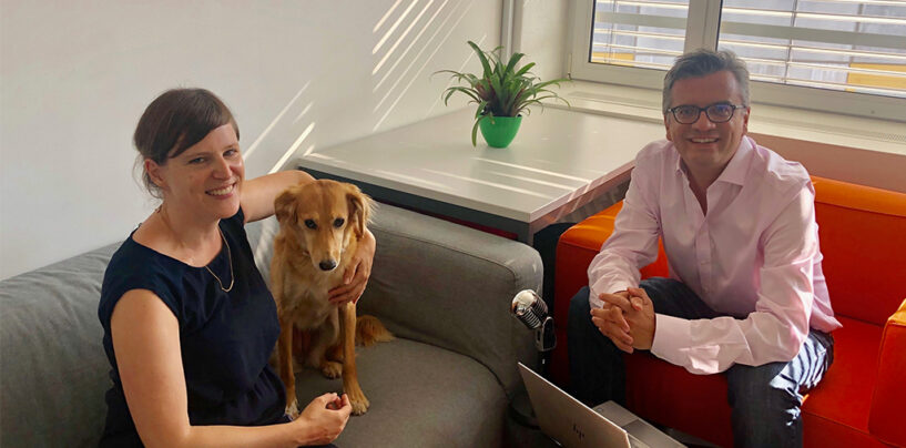 Futurae Founder Story: When a Dog is Not Enough to Protect your Assets