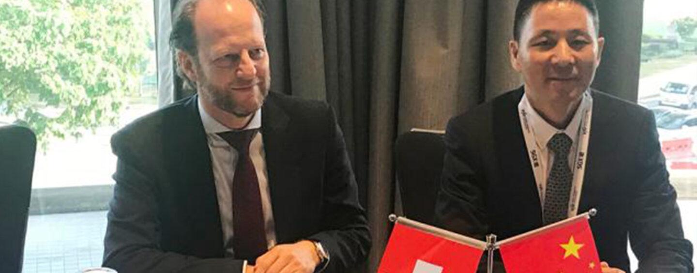 Investor Community Collaboration Between Swiss  and Shenzhen Stock Exchange