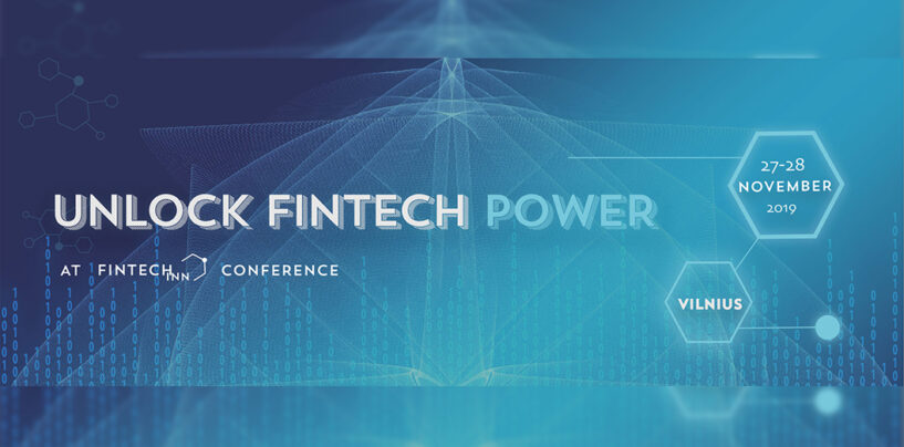 The Largest Fintech Conference in Northern Europe in Lithuania this November / Free Booth