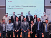 The Winners of the UBS Future of Finance Challenge 2019 in Smart Risk Management