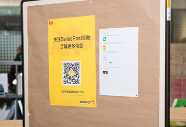 A Payment Solution for China's Swiss Post Cross-Border e-Commerce Marketplace
