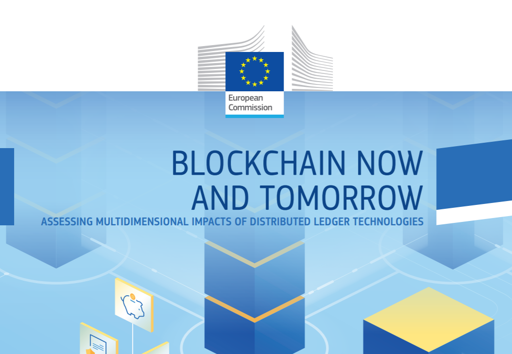 New EU Report Addresses Blockchain Potential and Challenges