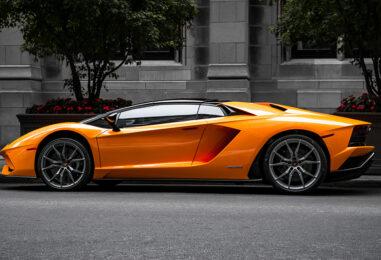 Lamborghini Goes Blockchain
