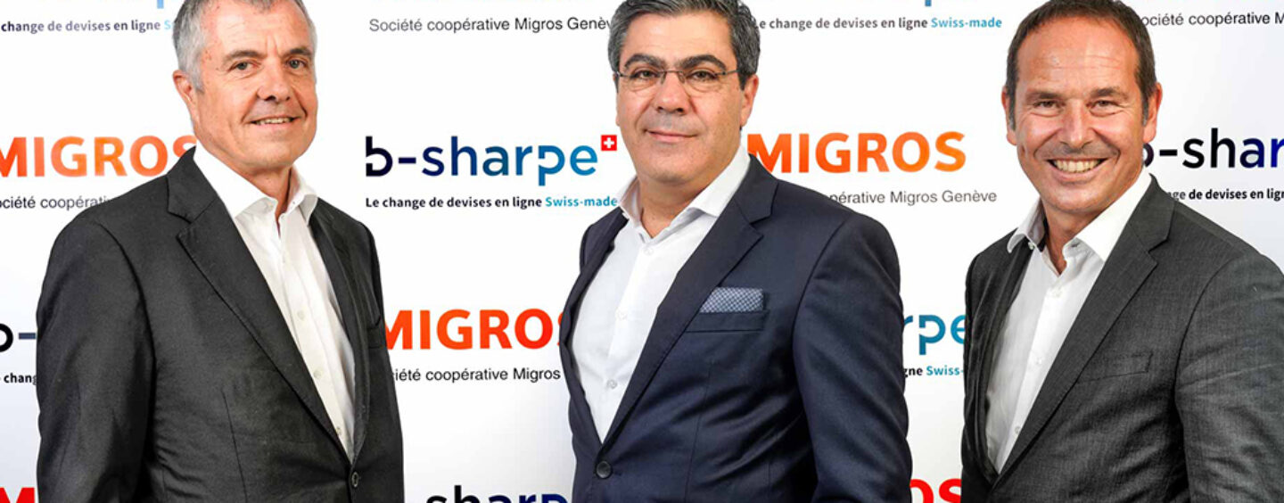 Migros Invests in Swiss Fintech Startup B-Sharpe