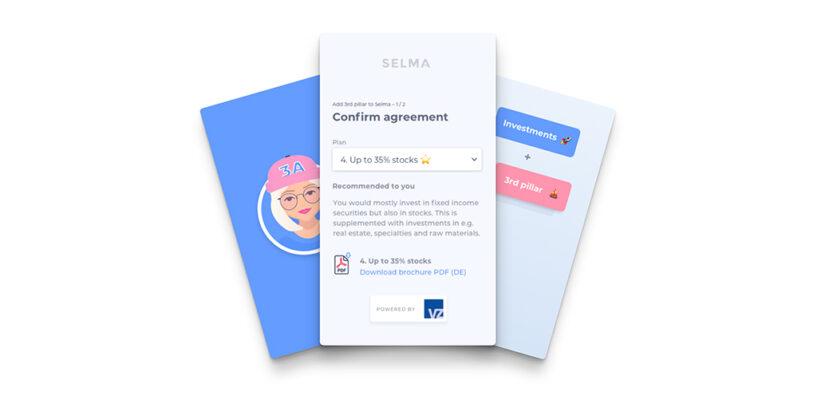 Selma Lanciert Digitale Säule 3a für Junge