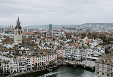 Switzerland Remains the Wealthiest Country in the World: Research