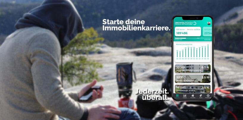 Originelle PR-Kampagne des Liechtensteiner Fintech-Unternehmens Crowdlitoken