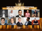 Top 10 Fintech and Insurtech Innovators in Germany