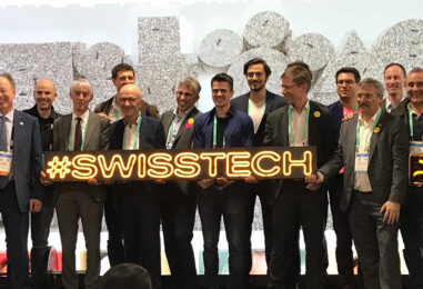 Young, Creative and Tech-Savvy: Switzerland at the World's Largest Tech Show in Las Vegas