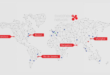 Oxford Research Confirms Value of Swissnex Network