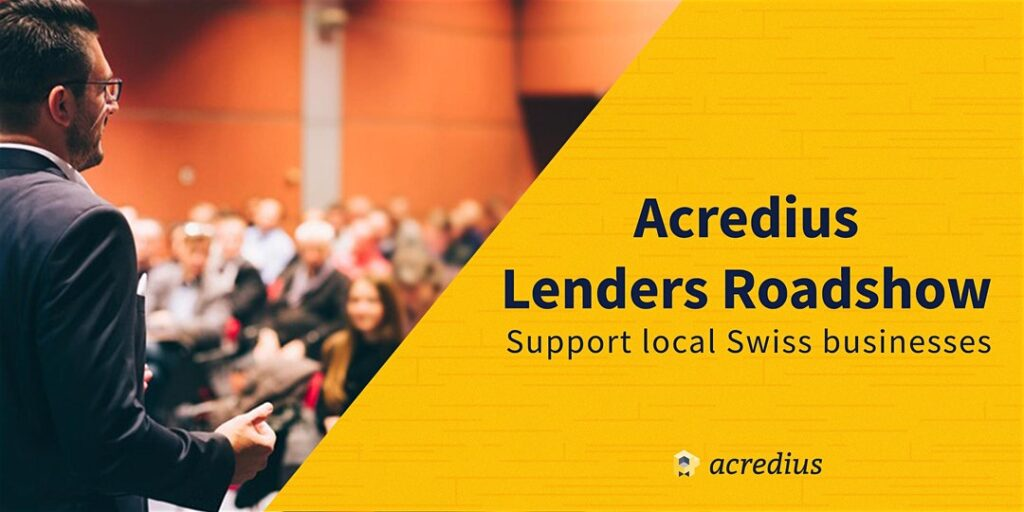 acredius lenders roadshow 2020