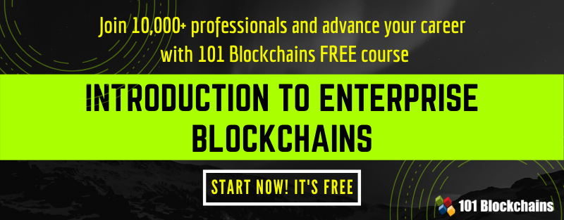 Ccertified Enterprise Blockchain Professional