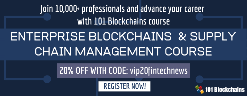 Enterprise Blockchains and Supply Chain Management