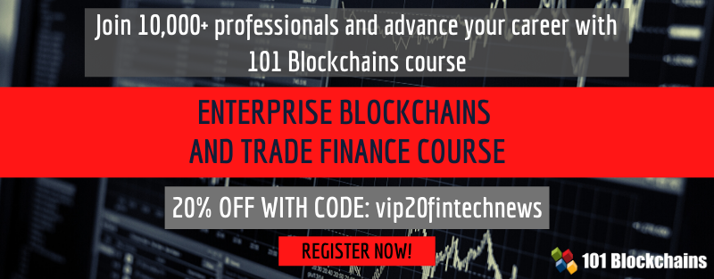 Enterprise Blockchains and Trade Finance