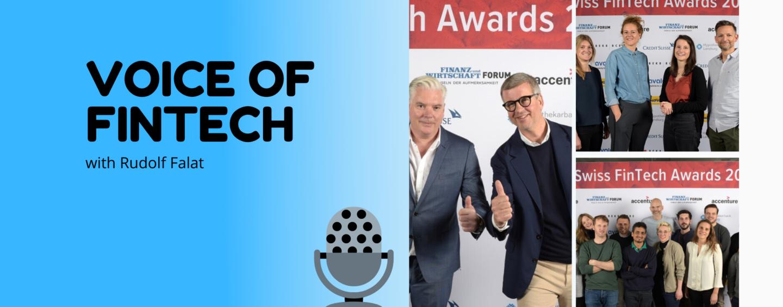 Swiss Fintech Award Winner Podcast