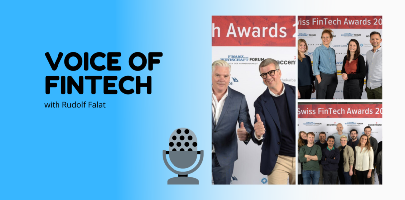 Swiss Fintech Award Winner Podcast