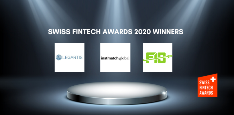 The Swiss FinTech Awards 2020 Winners