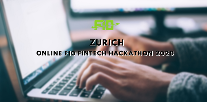The Winners of the Online F10 FinTech Hackathon 2020