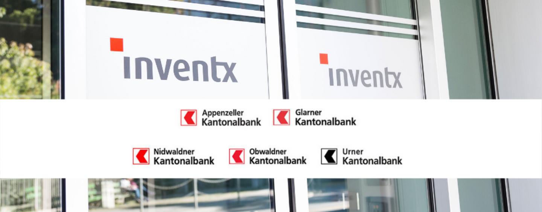 5 Kantonalbanken wechseln auf die Open-Finance-Plattform der Inventx