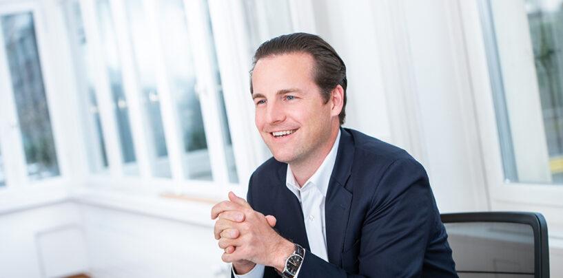 Crypto Finance Closes CHF 14 Million Series B Investment Round