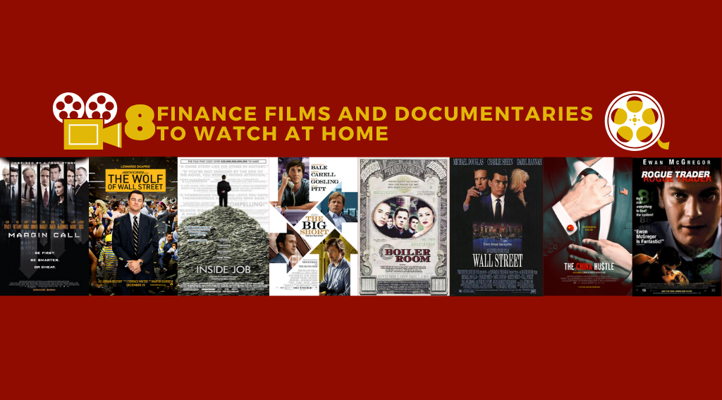 8 Finance Films and Documentaries to Watch at Home
