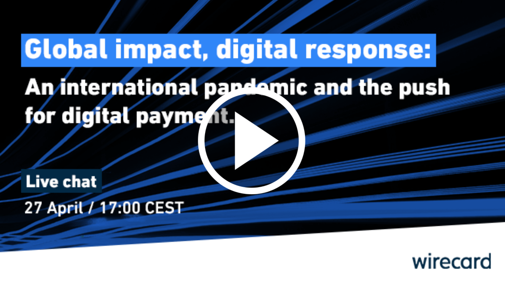 Global impact, digital response- a new tomorrow after the coronavirus