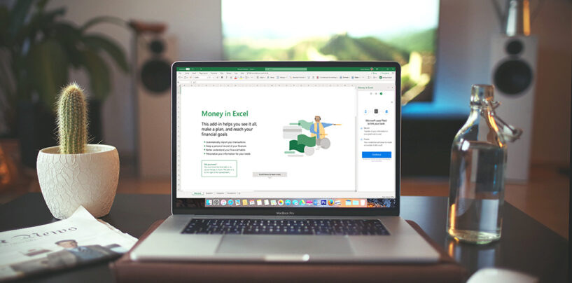 Microsoft Launches Money in Excel Personal Finance Solution