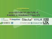 >>venture>> Unveils 2020 Swiss Fintech and Insurtech Finalists