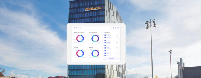Additiv Digital Investment Management Solution Goes Live at Postfinance