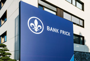Bank Frick Launches Stablecoin as a Service Solution