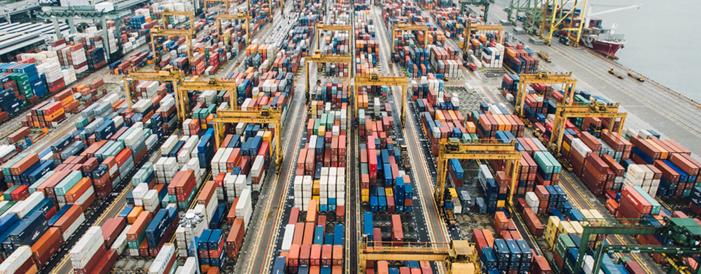 Blockchain to Tackle Supply Chain Failures Exposed by COVID-19