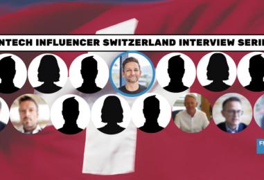 Fintech Influencer Switzerland Interview Series: 7 Fragen an Andreas Iten