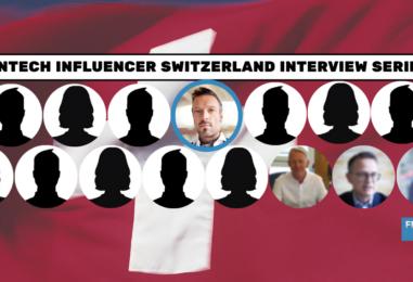 Fintech Influencer Switzerland Interview Series: 7 Fragen an Andy Waar