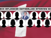 Fintech Influencer Switzerland Interview Series: 7 Questions to Marc Bernegger