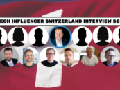 Fintech Influencer Switzerland Interview Series: 7 Questions to Oliver Bussmann