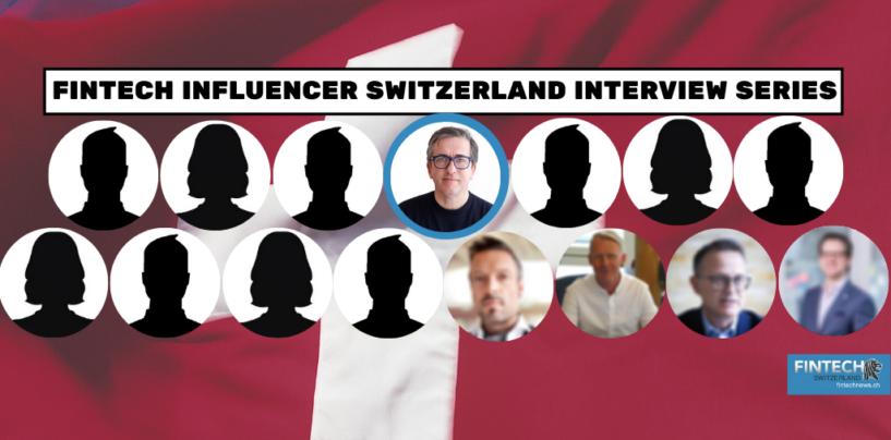 Fintech Influencer Switzerland Interview Series: 7 Questions to Spiros Margaris